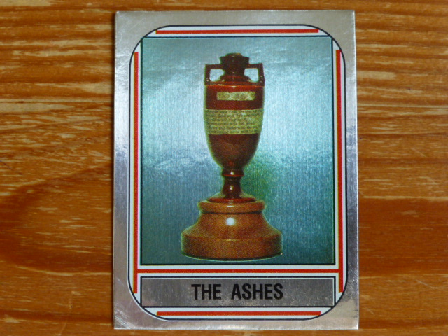Panini World Of Cricket 83 - The Ashes