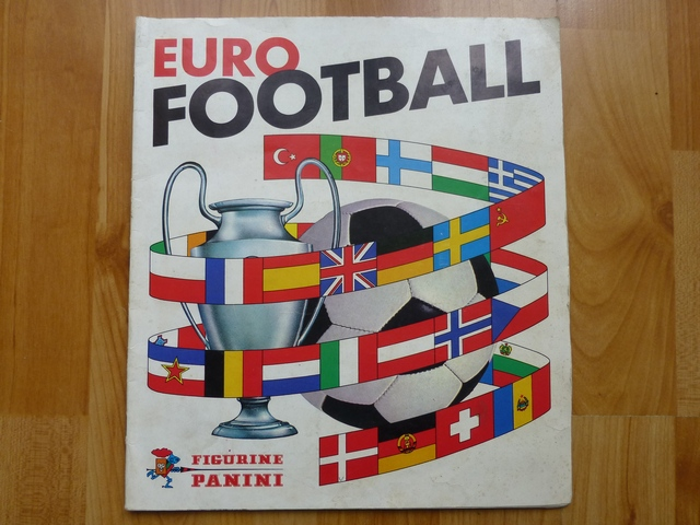 Panini Euro Football 76/77 Complete Album (03)