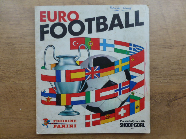 Panini Euro Football 76/77 Complete Album (05)