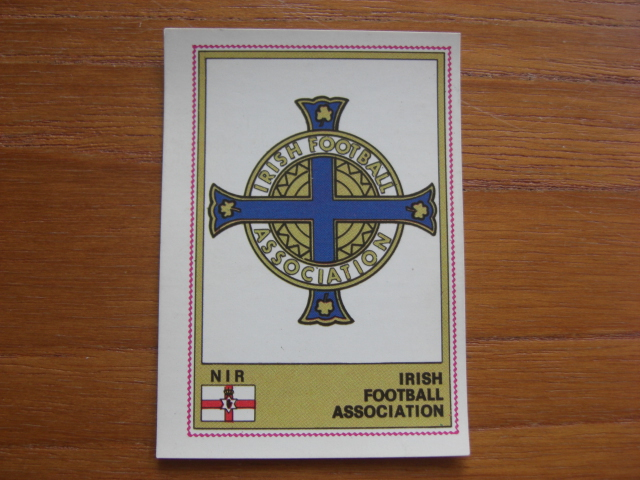 Panini Euro Football 76/77 - Individual Badges (Non Foil)