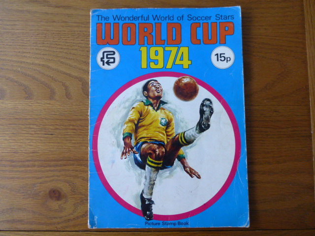 FKS World Cup 1974 Complete Album (01)