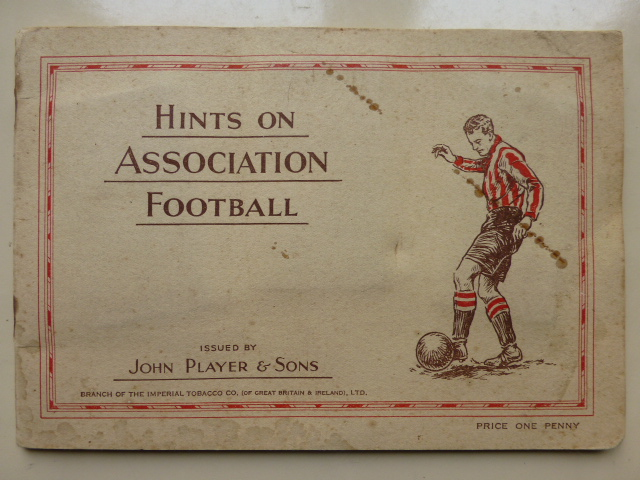JP & Sons Hints On Association Football Complete Album (01)