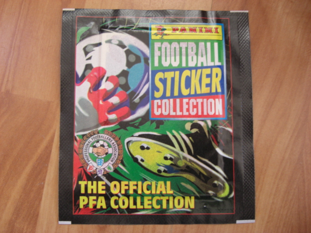 Panini PFA 97 Sticker Pack