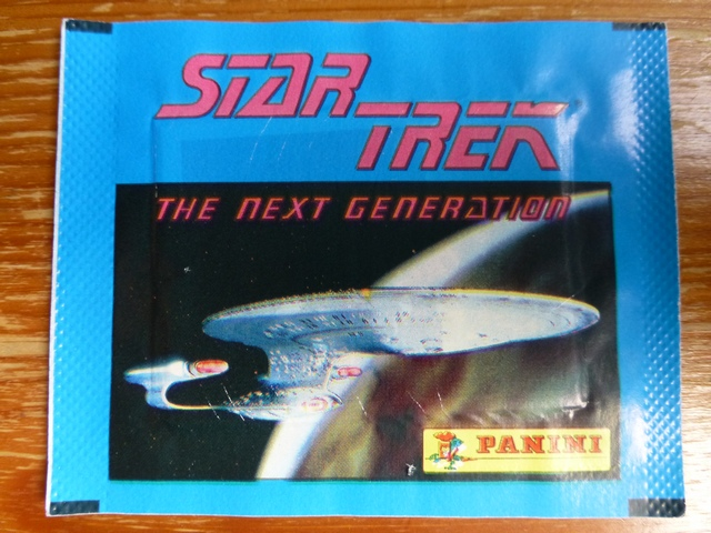 Panini Star Trek Sticker Pack
