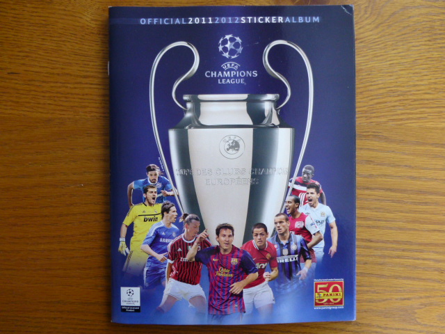 Champions League 2011/2012 Complete Album (01)