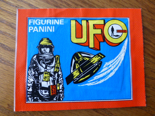 Panini UFO Sticker Pack